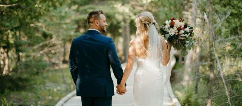 Mariah & Brock's Door County Wedding at Stone Harbor Resort