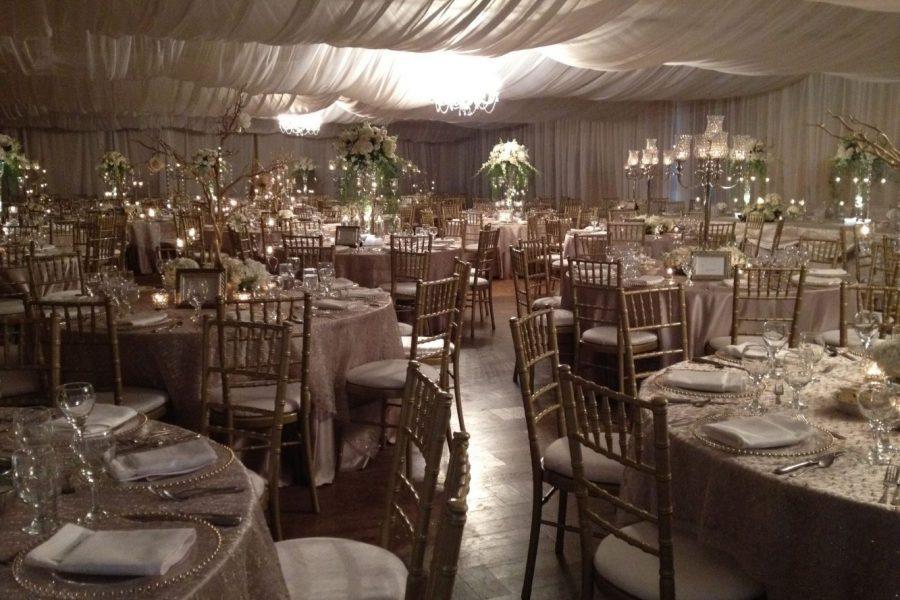 wedding reception at Stone Harbor Resort