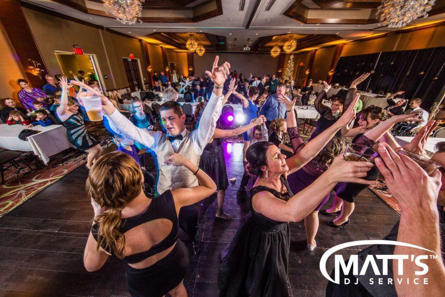 Matt's DJ | Wedding Dancing