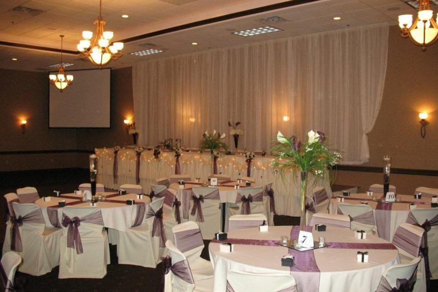 The Swan Club Wedding Reception