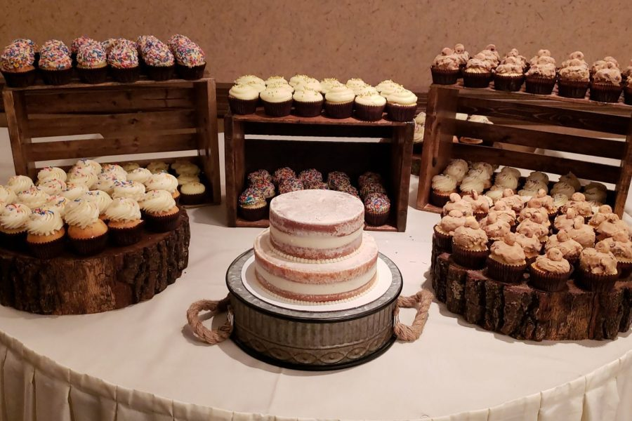 Sweets Table by The Cupcake Couture | De Pere, WI