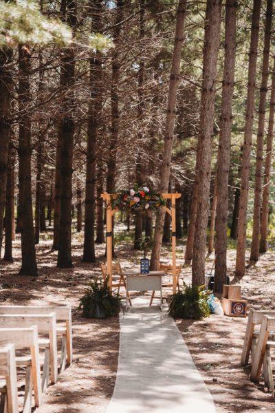 Gordon Bubolz Wedding Ceremony