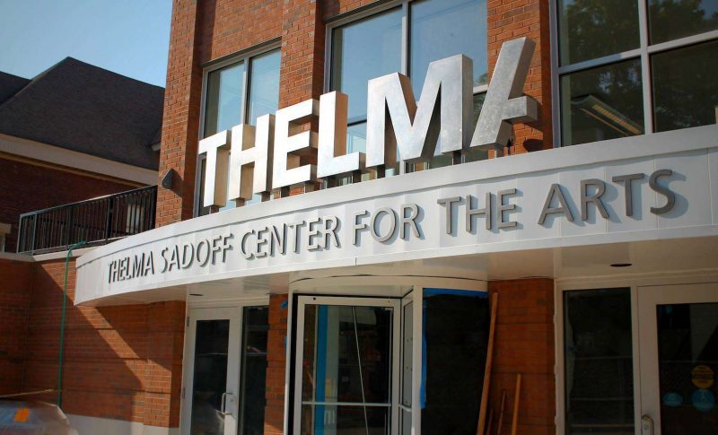 Thelma Sadoff Center for the Arts- Weddings