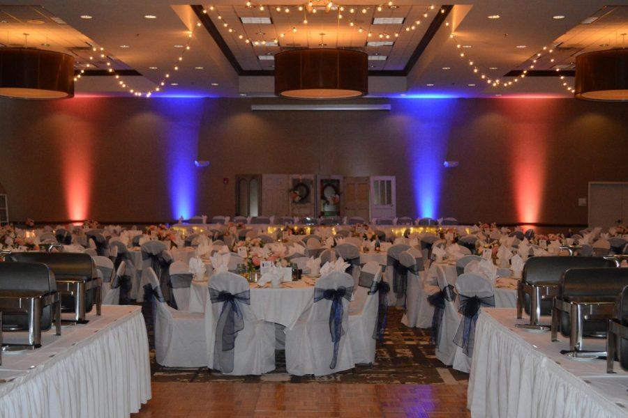 Wedding Receptions at the Holiday Inn Marshfield, WI