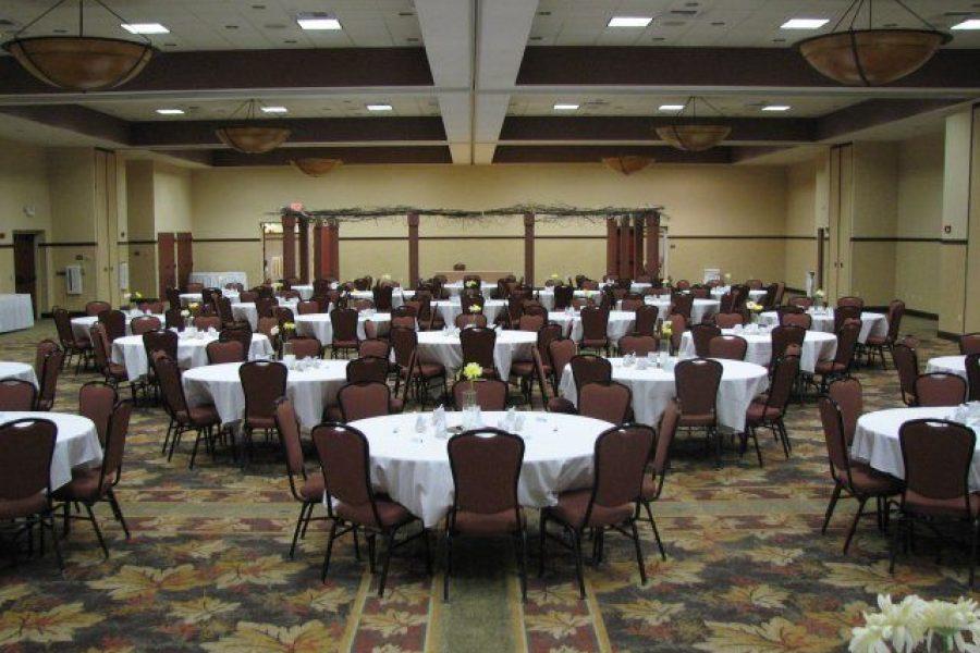 Holiday Inn Stevens Point Ballroom