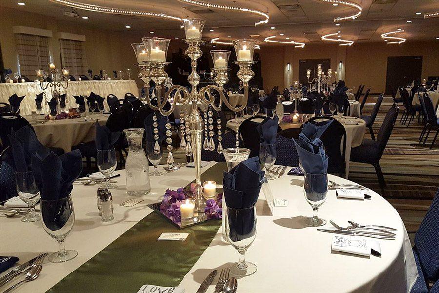 Hotel Marshfield Wedding Reception