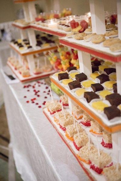 Sweets table Hotel Marshfield