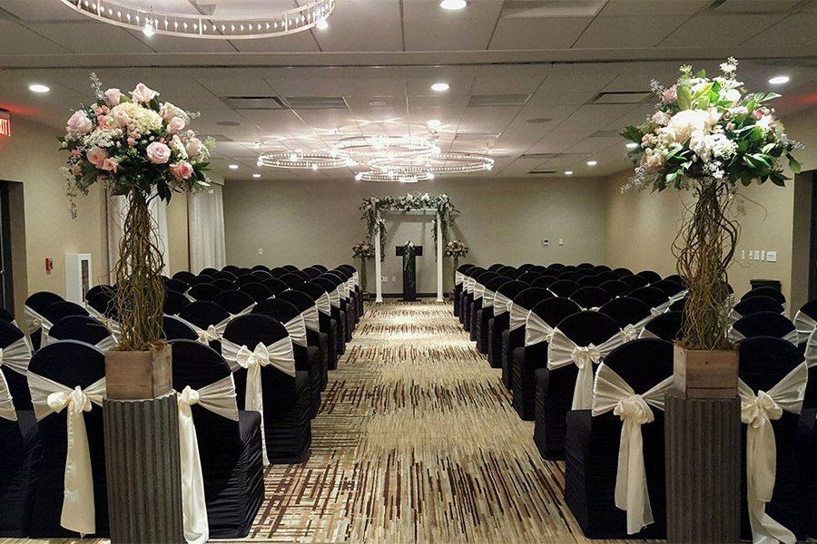Wedding Ceremony Hotel Marshfield