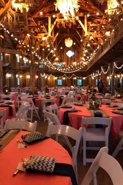 Wedding decor rentals by I Do Decorating & Rental Service
