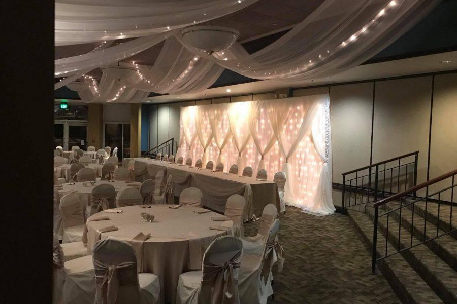 I Do Decorating & Rental Service wedding reception