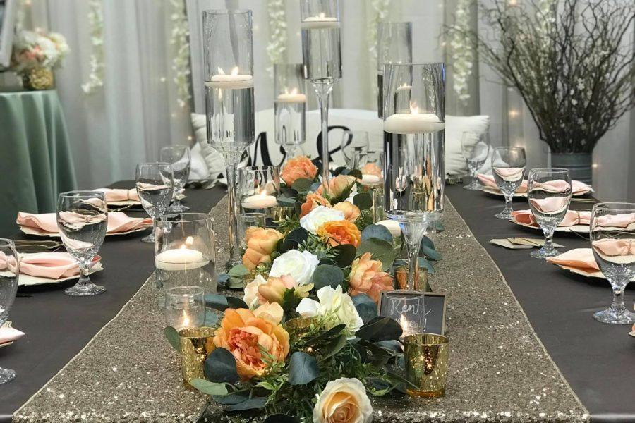 I Do Decorating & Rental Service Tablescape
