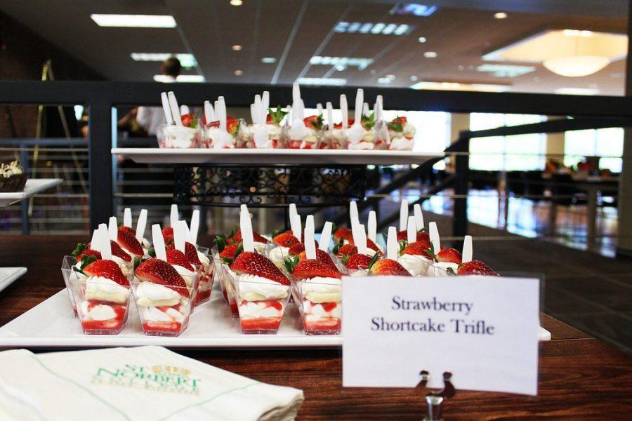 Mini desserts- The Bemis Conference Center & Michels Ballroom