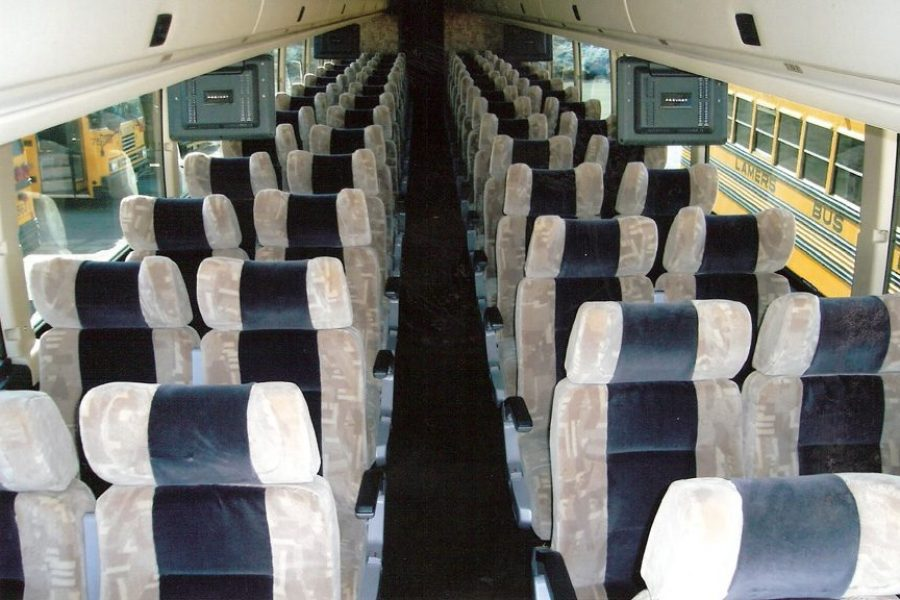 interior coach from Lamers