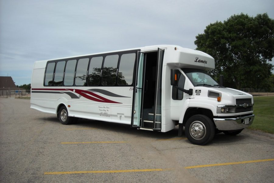 Lamers Bus for weddings