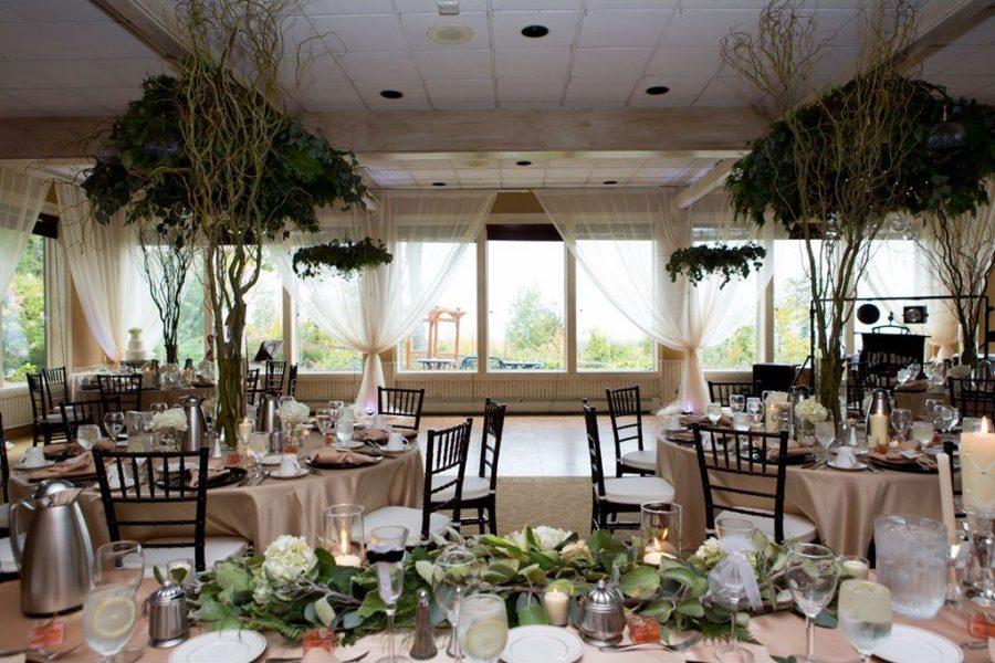 Wedding reception at the Landmark Resort
