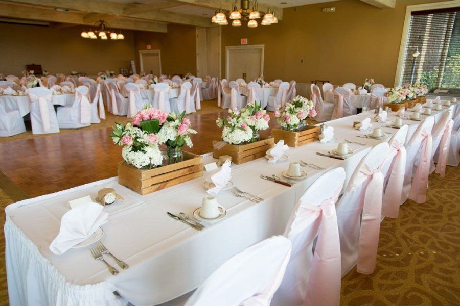 Landmark Resort wedding reception