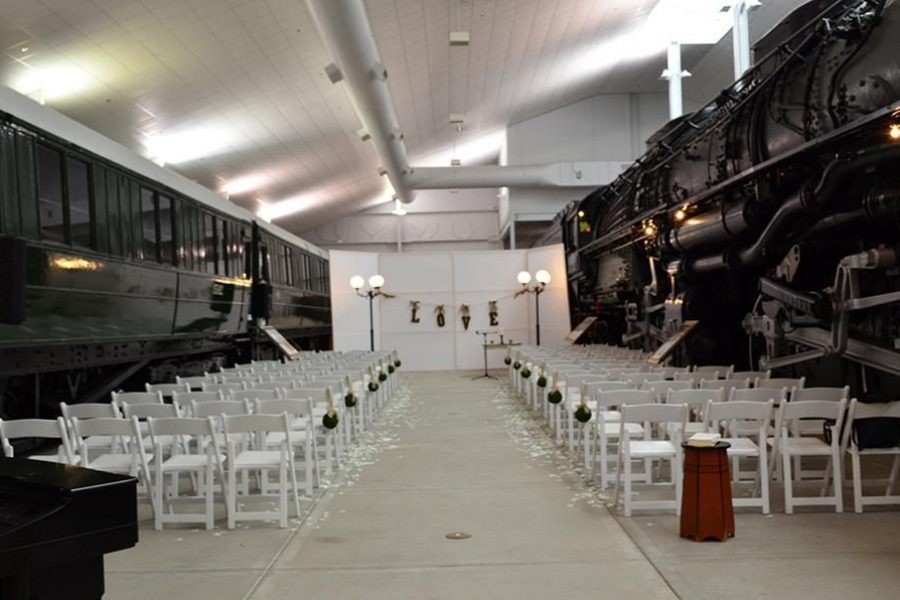 Wedding ceremonies at the National RR Museum