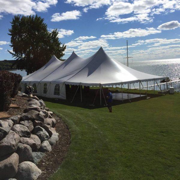 Lakeside Tent