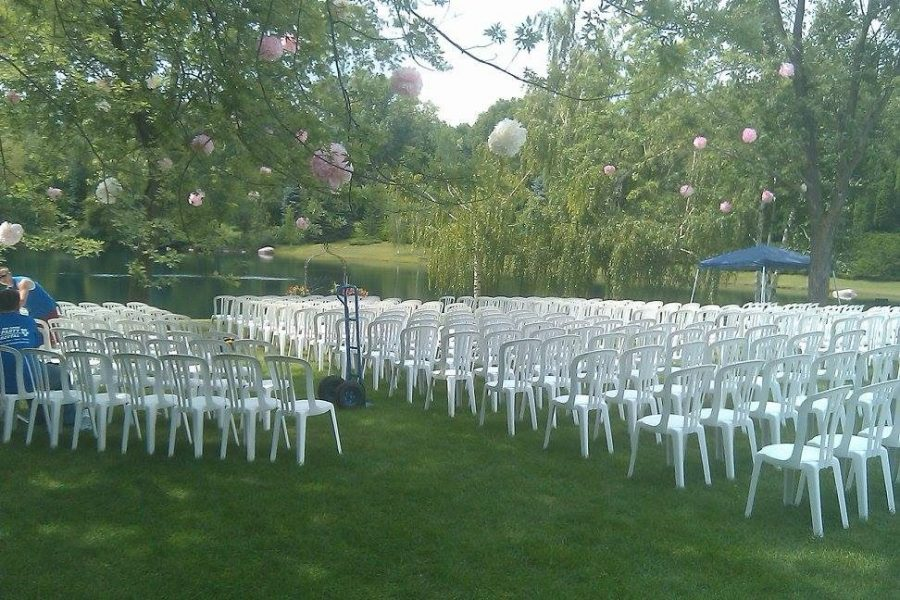 White Chairs