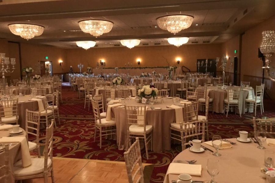 Wedding Receptions at the Tundra Lodge Resort