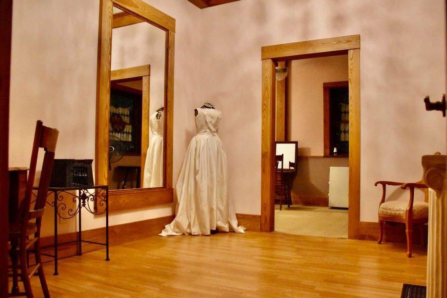 Bridal Suite at Devotions Wedding Chapel in Greenleaf, WI