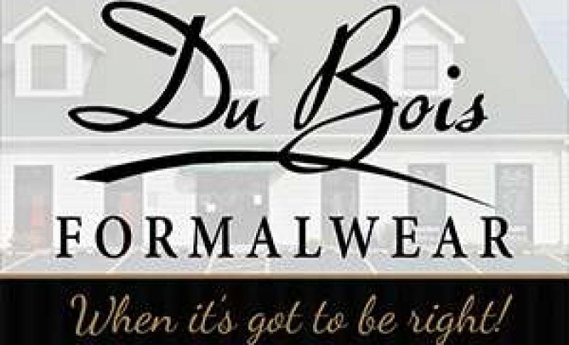 Du Bois Formalwear- Hansen Rd.
