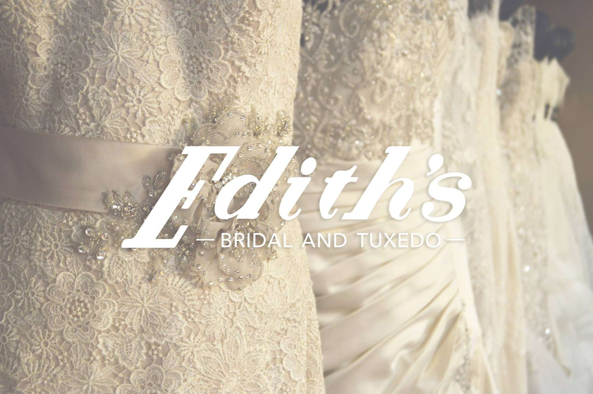Edith S Bridal Amp Tuxedo North East Central Wisconsin