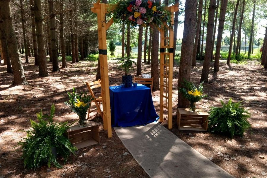 Wedding Ceremonies at Gordon Bubolz Nature Preserve
