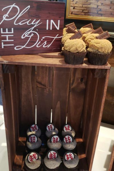 Cake balls and cupcakes by Cupcake Couture