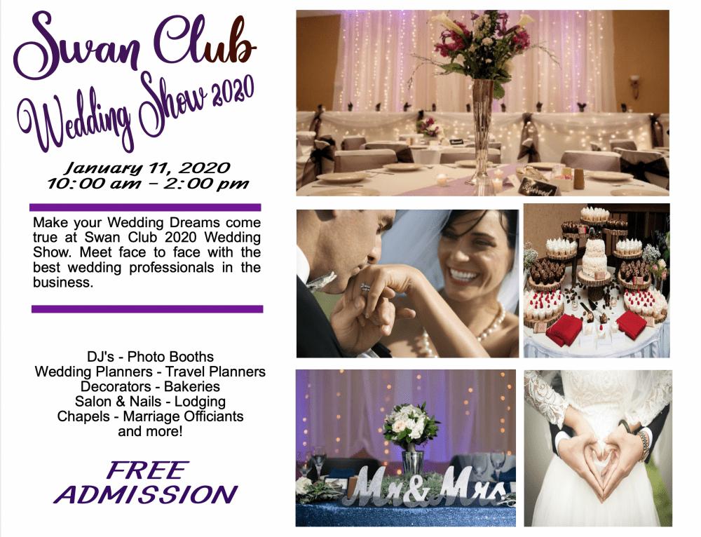 2020 Swan Club Wedding show