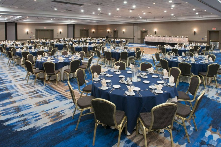 The Radisson Hotel & Conference Center offers the ambiance and amenities of a first-class resort.