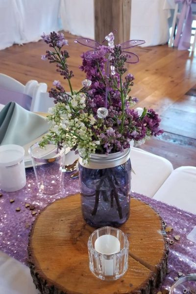 Without a Hitch Centerpiece