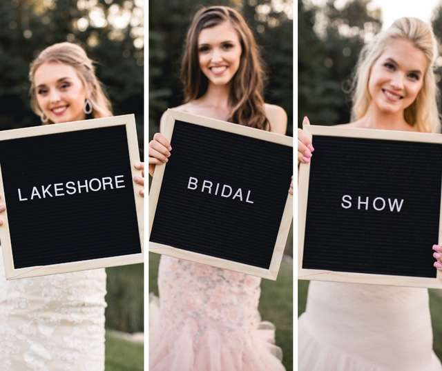 2020 Lakeshore Bridal Show North East Central Wisconsin
