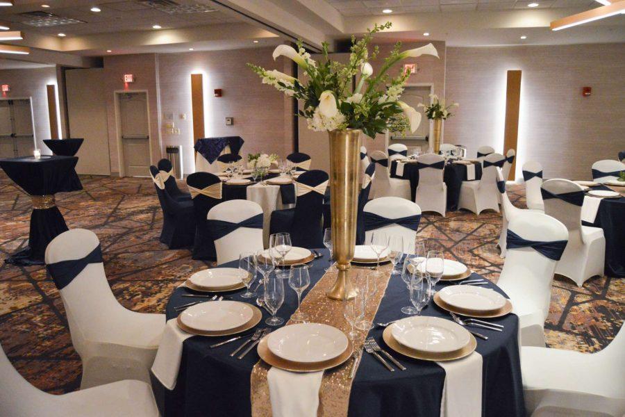 Wedding Reception at the Delta Hotel by Marriott Green Bay