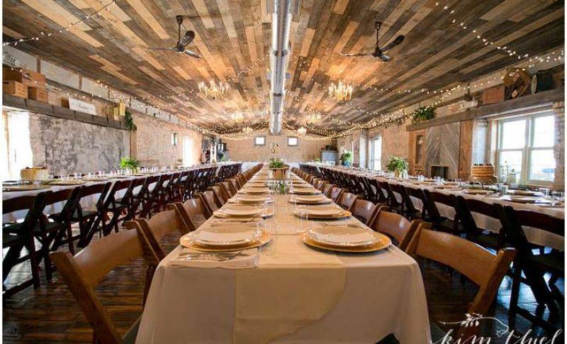 Carstens Mill Wedding Reception
