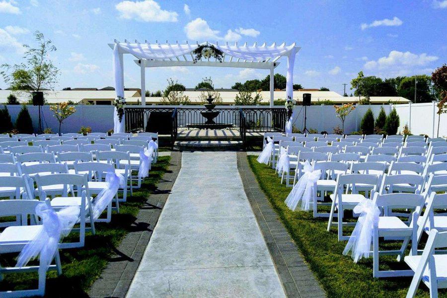 La Sure's ceremonial garden- Oshkosh, WI