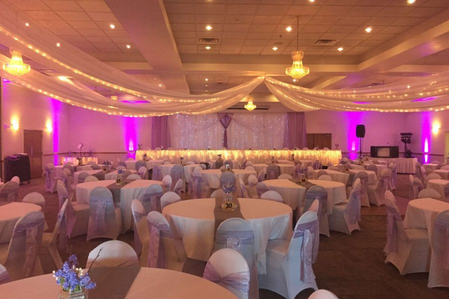 La Sure's Hall Banquet & Catering wedding reception | Oshkosh WI Weddings
