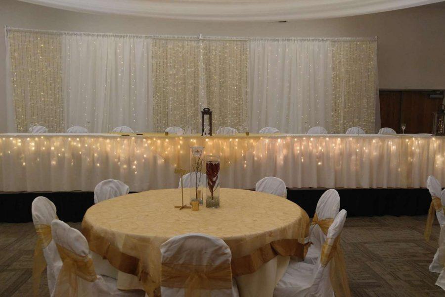 La Sure's Hall Banquet & Catering- Elegant Weddings