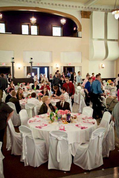 Outer Edge in Appleton wedding