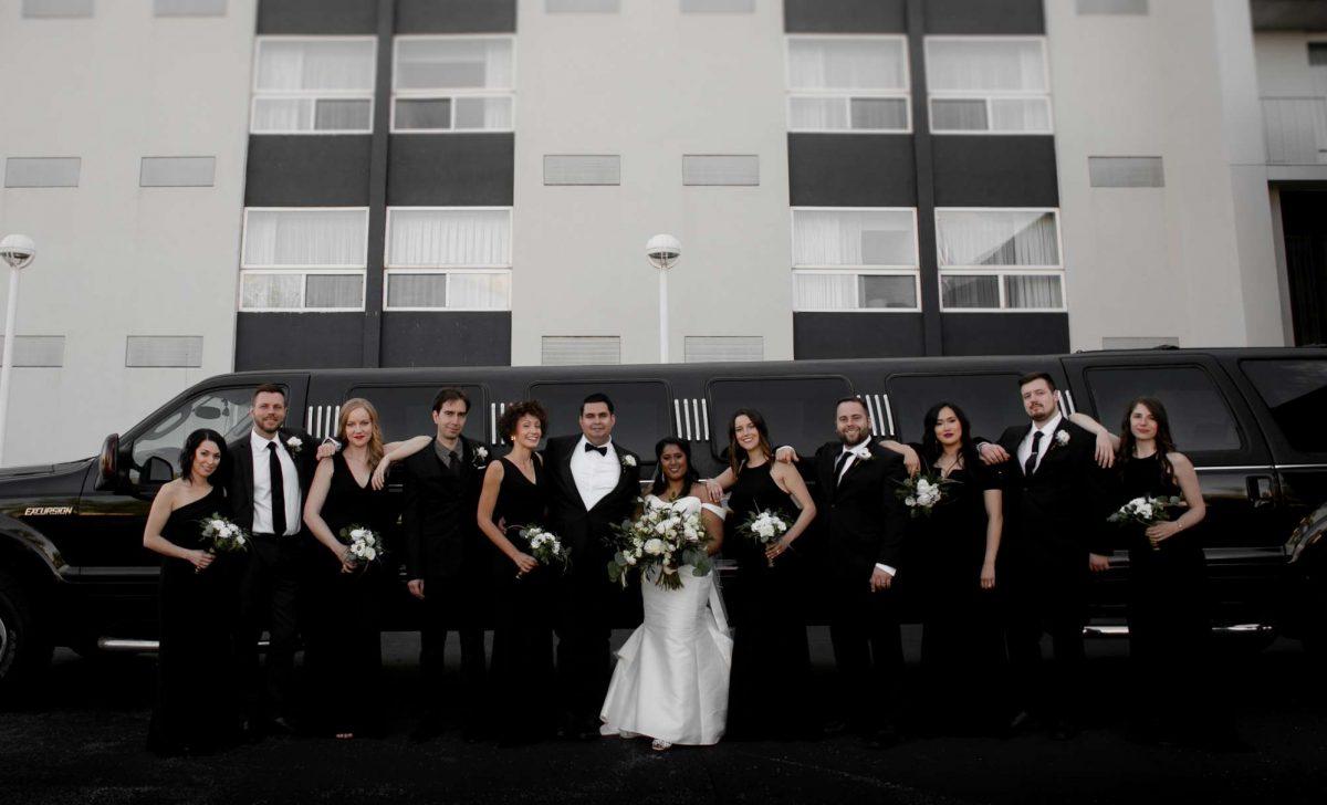Emily & Mauricio's Worldly Wedding