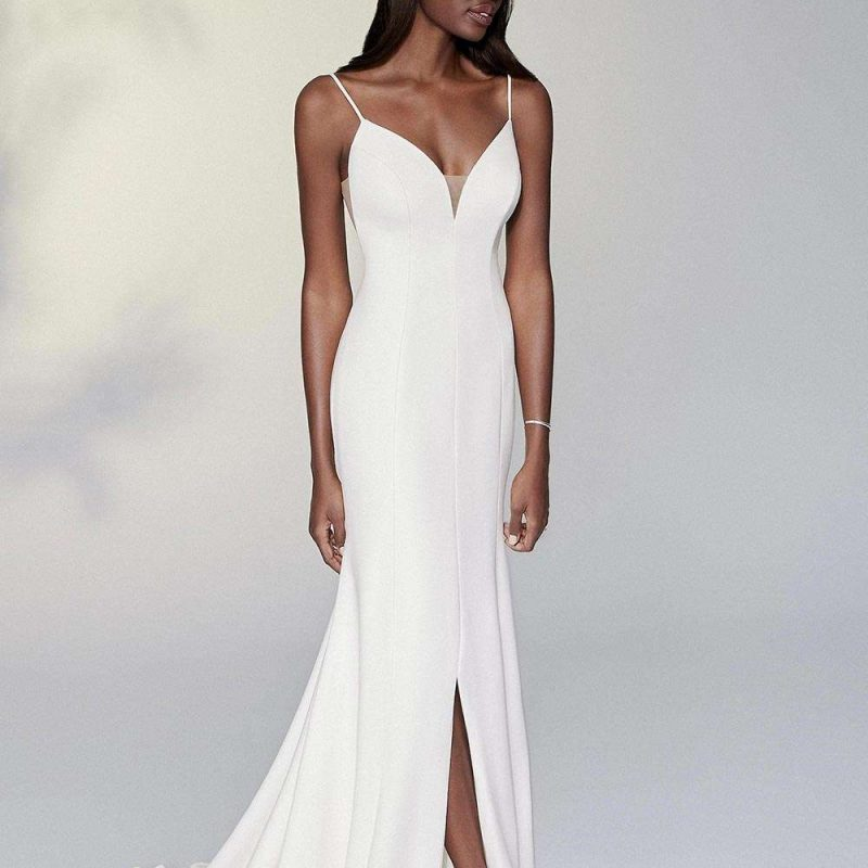 Classic Bridal Gown by Justin Alexander